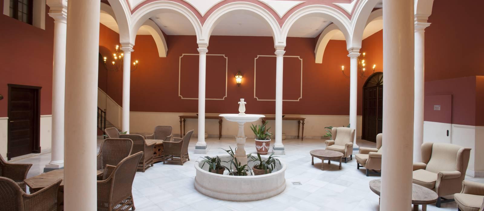 Offres Hôtel Vincci Sevilla La Rabida - Réservez maintenant! -10%
