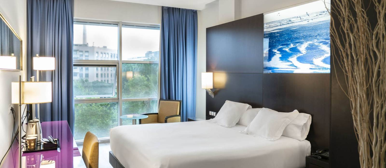 Promotions Hotel Vincci Maritimo - Book now and save -5%