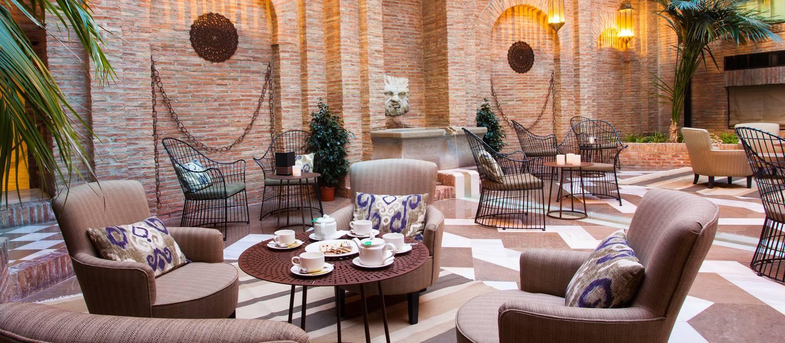 Offres Hôtel Grenade Albaicín - Vincci Hoteles