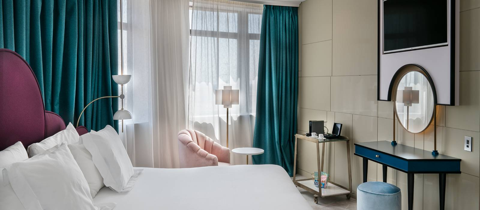 Promotions Hotel Vincci Madrid Capitol - Book now and save 10%!