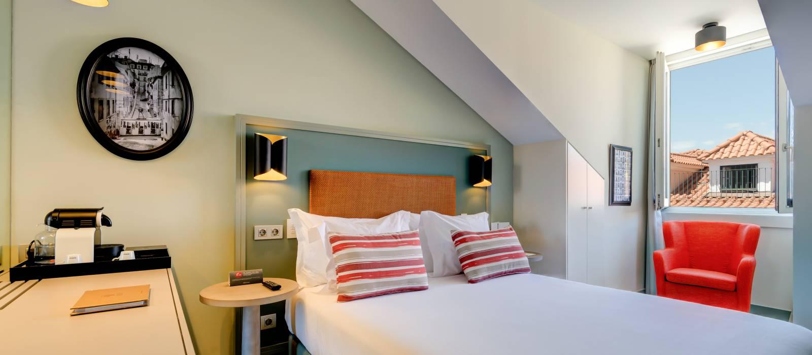 ¡Oferta Anticipada -5% Hotel Vincci Baixa!