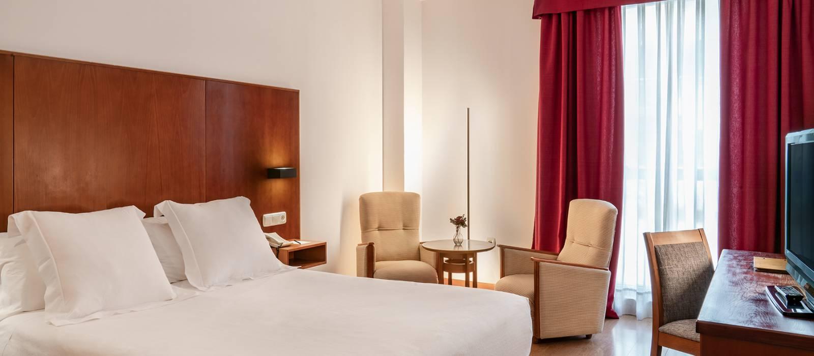 Oferta 4 noches y ahorra 15% Hotel Vincci Ciudad de Salamanca