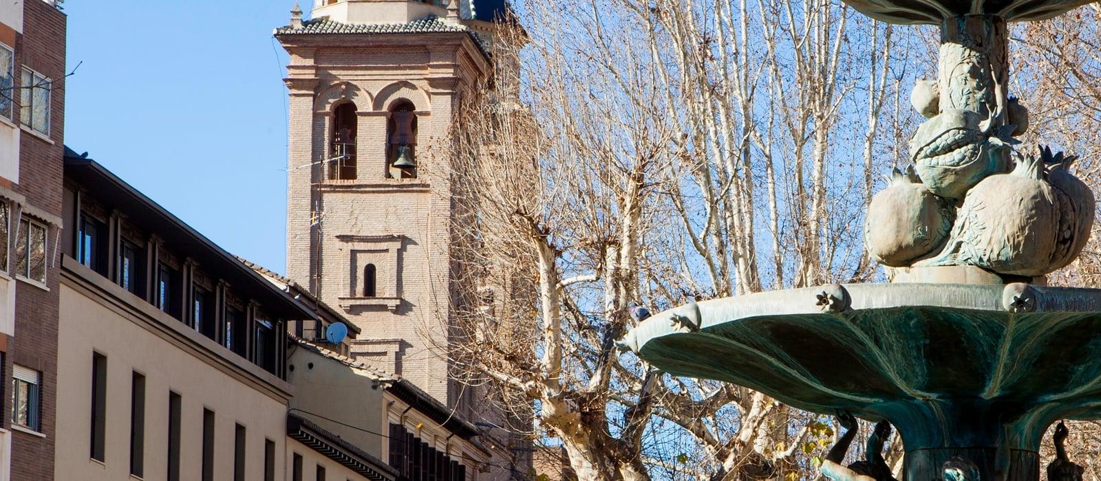 Romantic stay in Granada - Vincci Hoteles