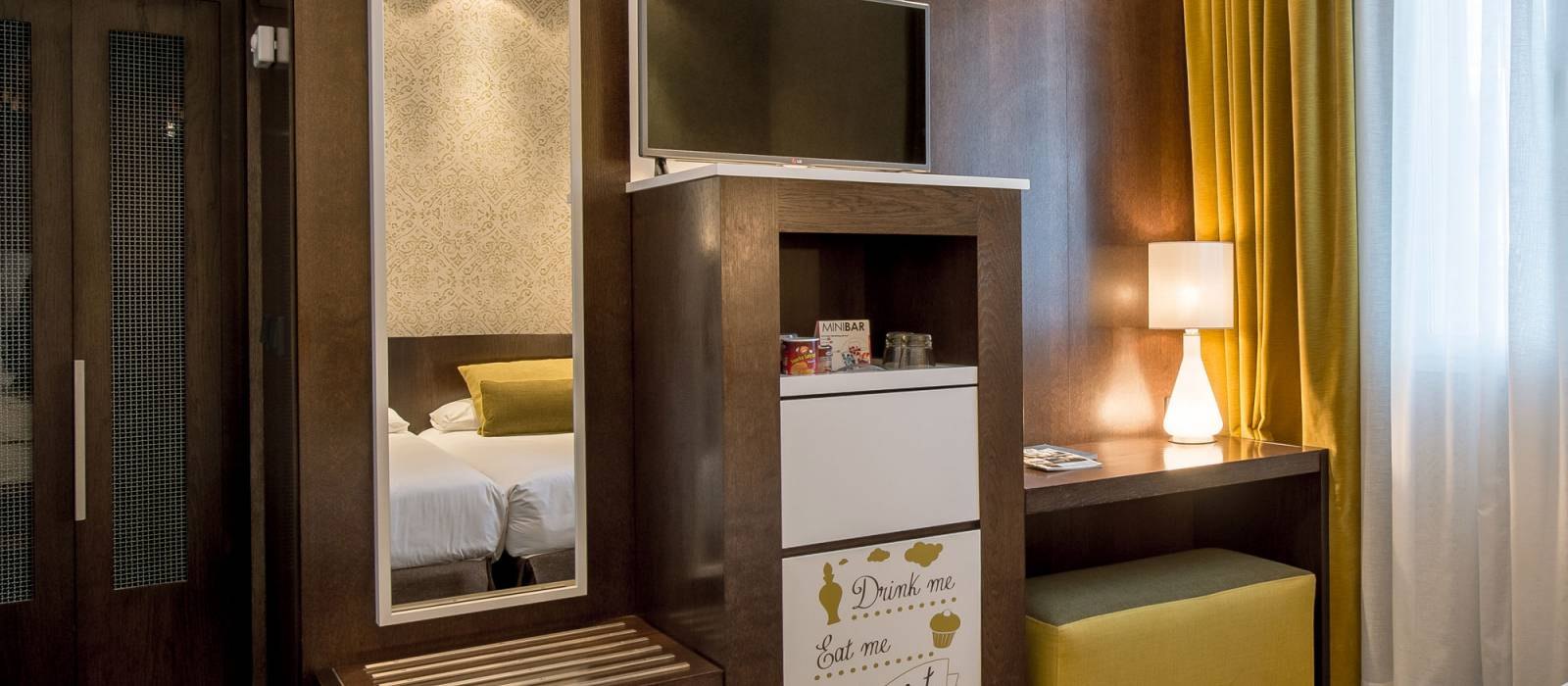 Stay 4 nights and save 15% - Vincci Centrum