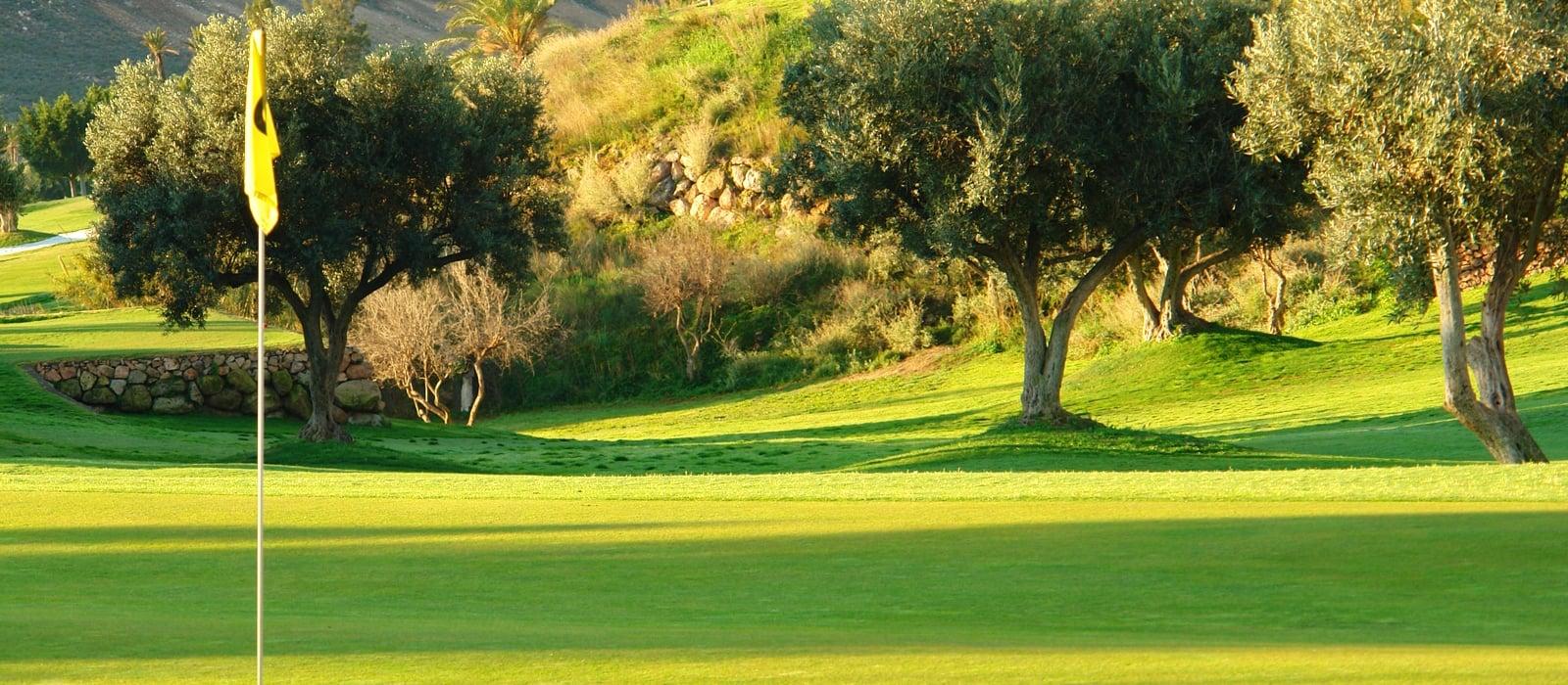 Offres Hotel Selección Envía Almería Wellness & Golf - Le meilleur golf d'Almería