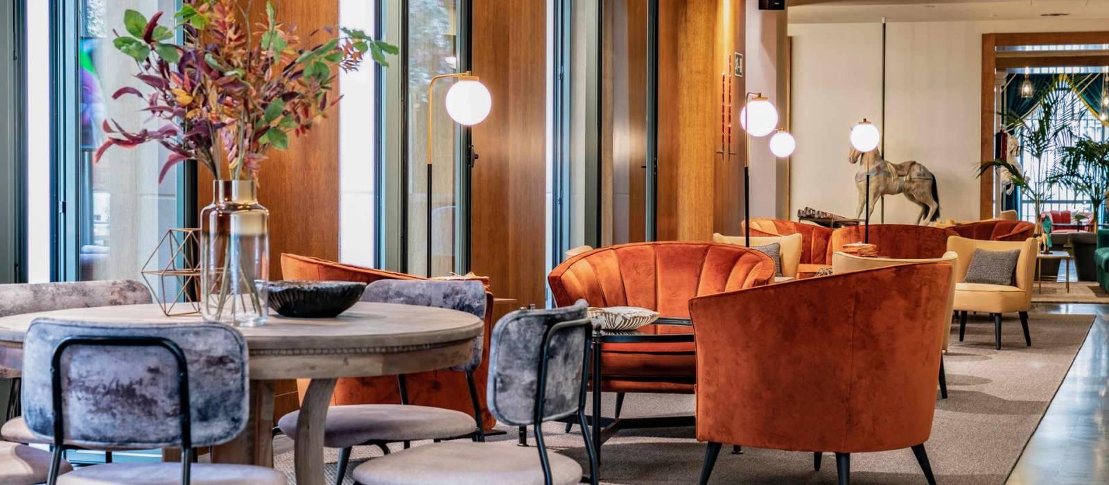 Offerte Soho Hotel Vincci Madrid - Prenota ora e risparmia! -10%