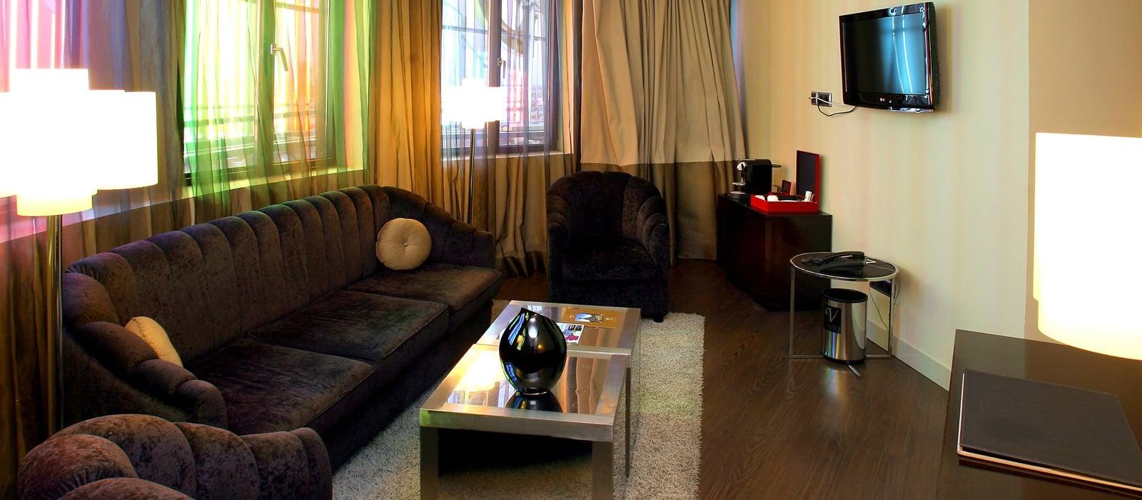 Madrid Hotelangebote Vincci Capitol - Jetzt buchen und 20% sparen!