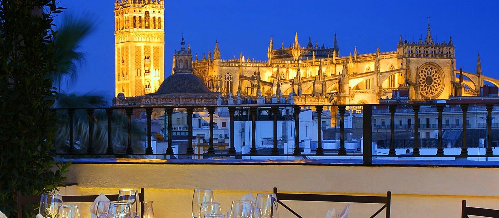 Angebote Hotel Vincci Sevilla La Rabida - 3 Nächte Bleiben und sparen 15%!
