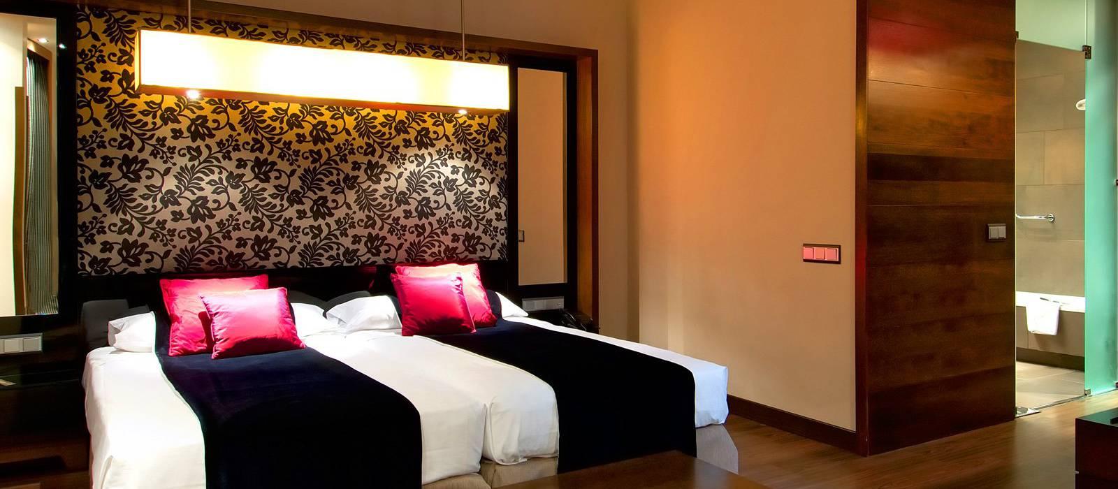 Angebote Soho Hotel Vincci Madrid - 3 Nächte Bleiben und sparen!