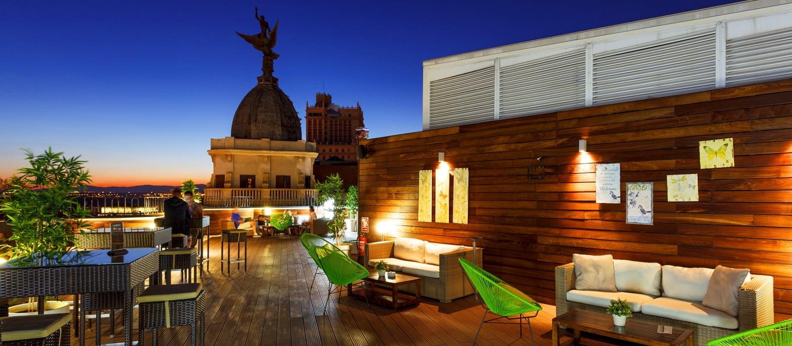 Offerte Via 66 Hotel Vincci Madrid - Benvenuti a Madrid