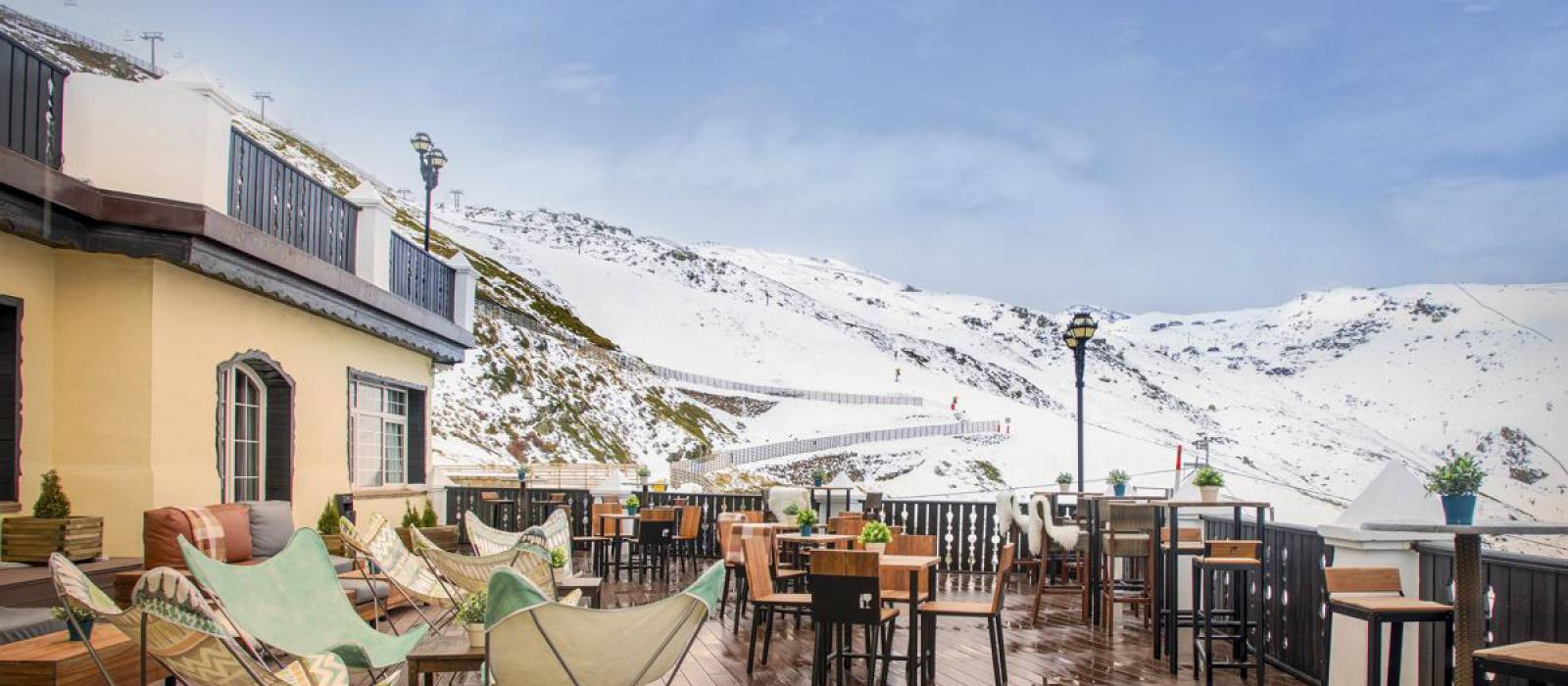 Soggiorna 4 notti e risparmia -15% Rumaykiyya Hotel Sierra Nevada