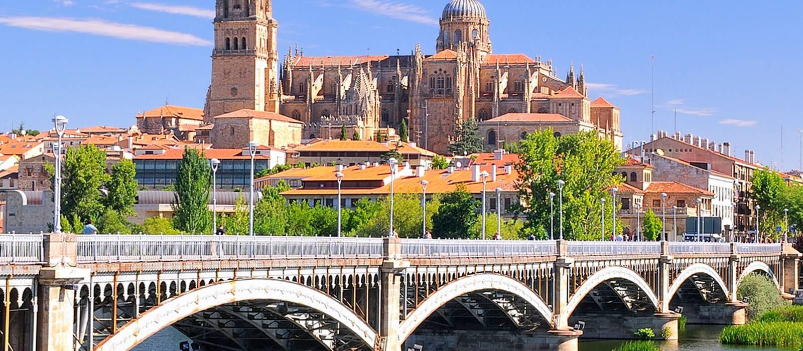 Promo Antizipieren und in Salamanca zu retten - Vincci Hoteles