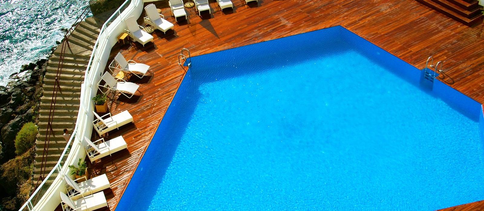 Exterior Pool - Vincci Tenerife Golf 4*