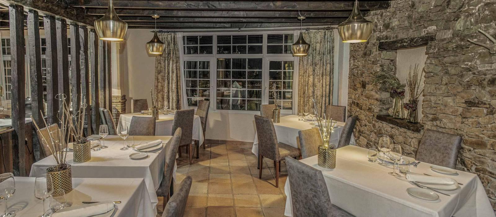 Restaurant Hotel Sierra Nevada Rumaykiyya - Vincci Hotels