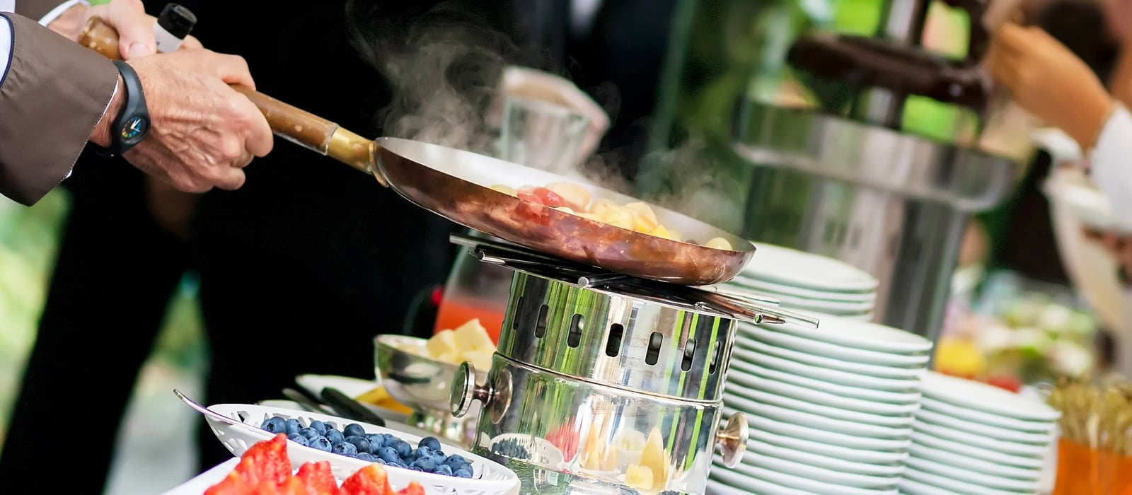 Restaurante Hotel Vincci Almería Wellness - Buffet St.Andrews