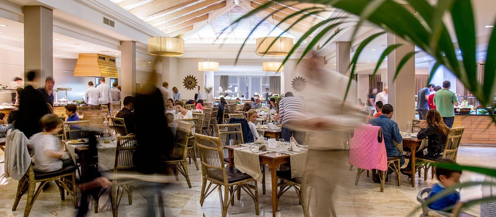 Vincci Costa Golf | Cádiz | Restaurante Buffet