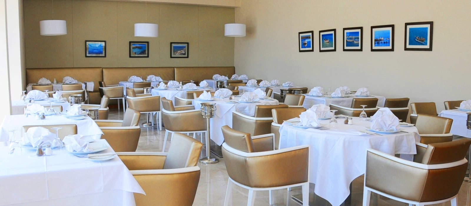 Restaurants - Vincci Nozha Beach&Spa 4*