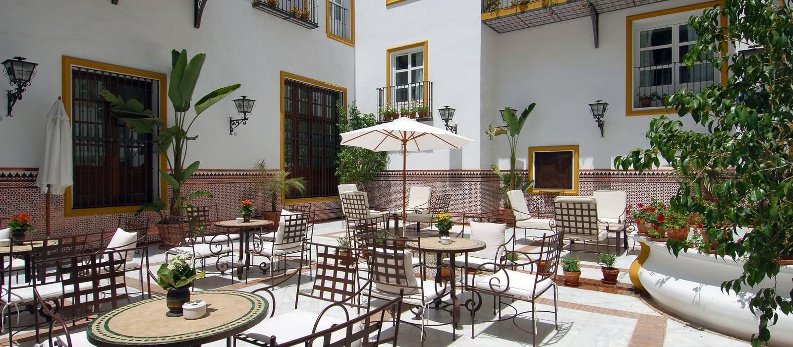 Los Patios Hotel Sevilla La Rábida - Vincci Hoteles