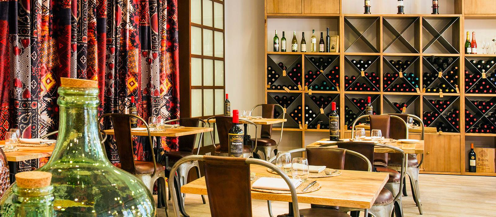 Restaurante Le Diner - Vincci Selección Posada del Patio