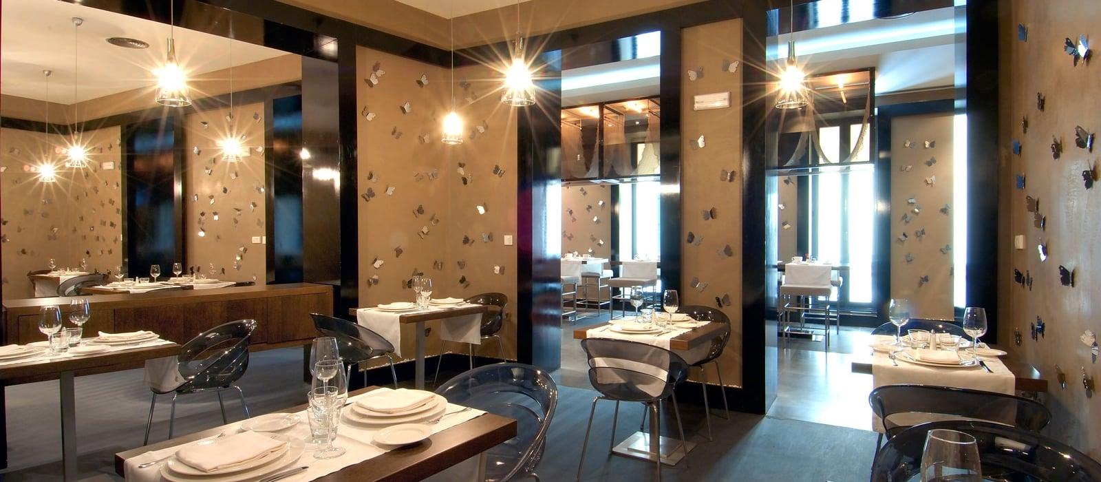 Vincci Soho   Madrid   Restaurante