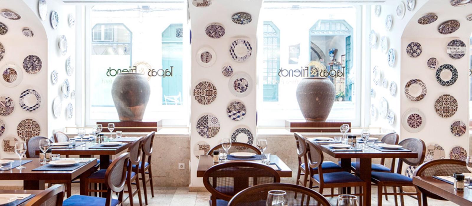 Restaurante Tapas&Friends Hotel Lisboa Baixa - Vincci Hoteles