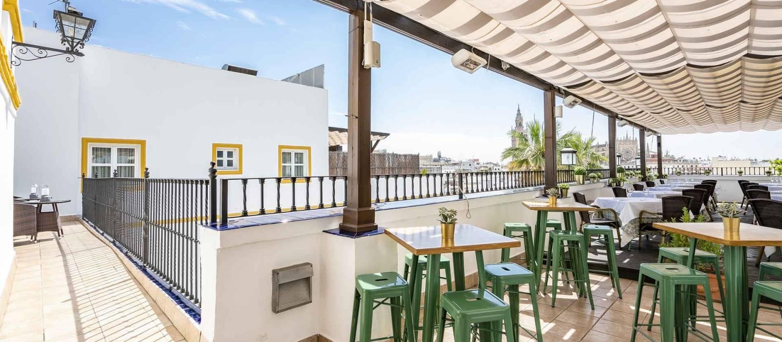 Photos And Videos Hotel Sevilla La R 225 Bida Vincci Hotels