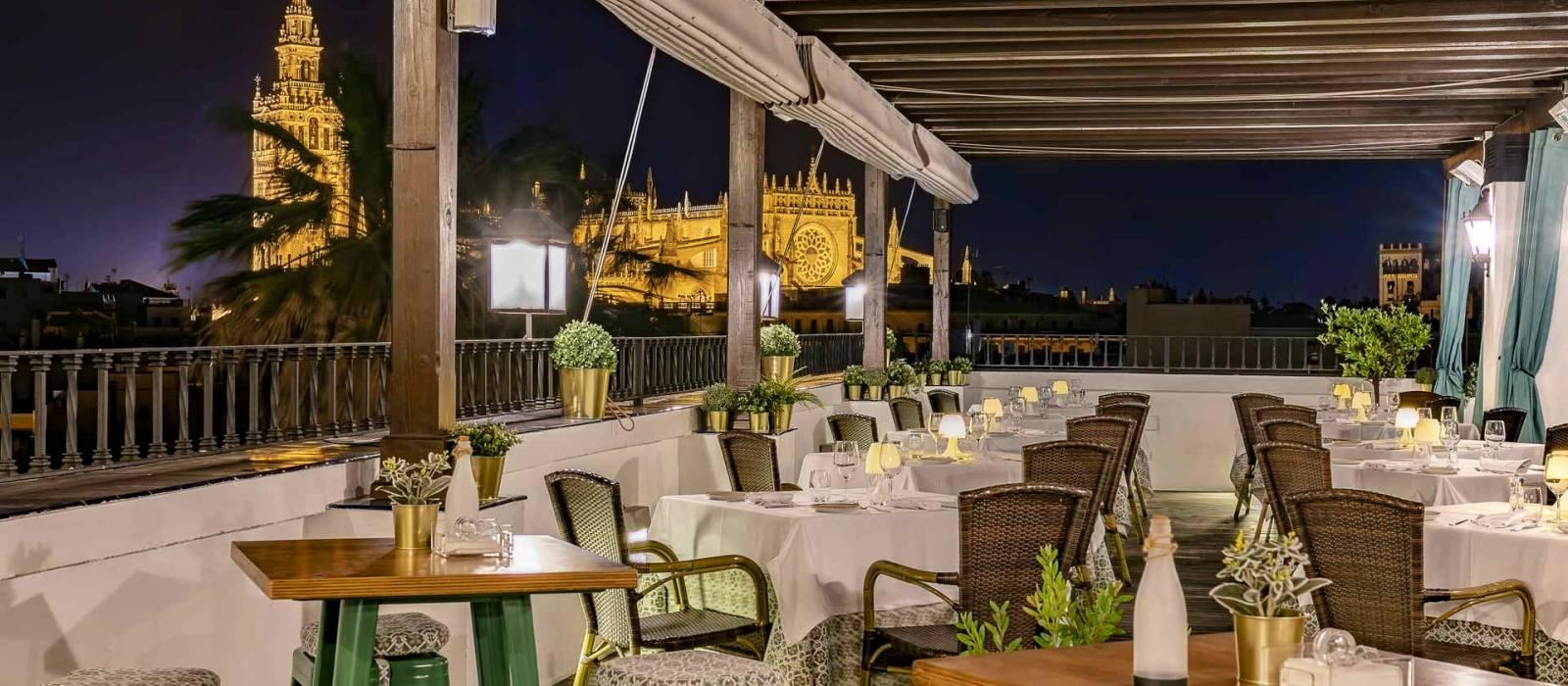 restaurante_el_mirador Vincci La Rábida