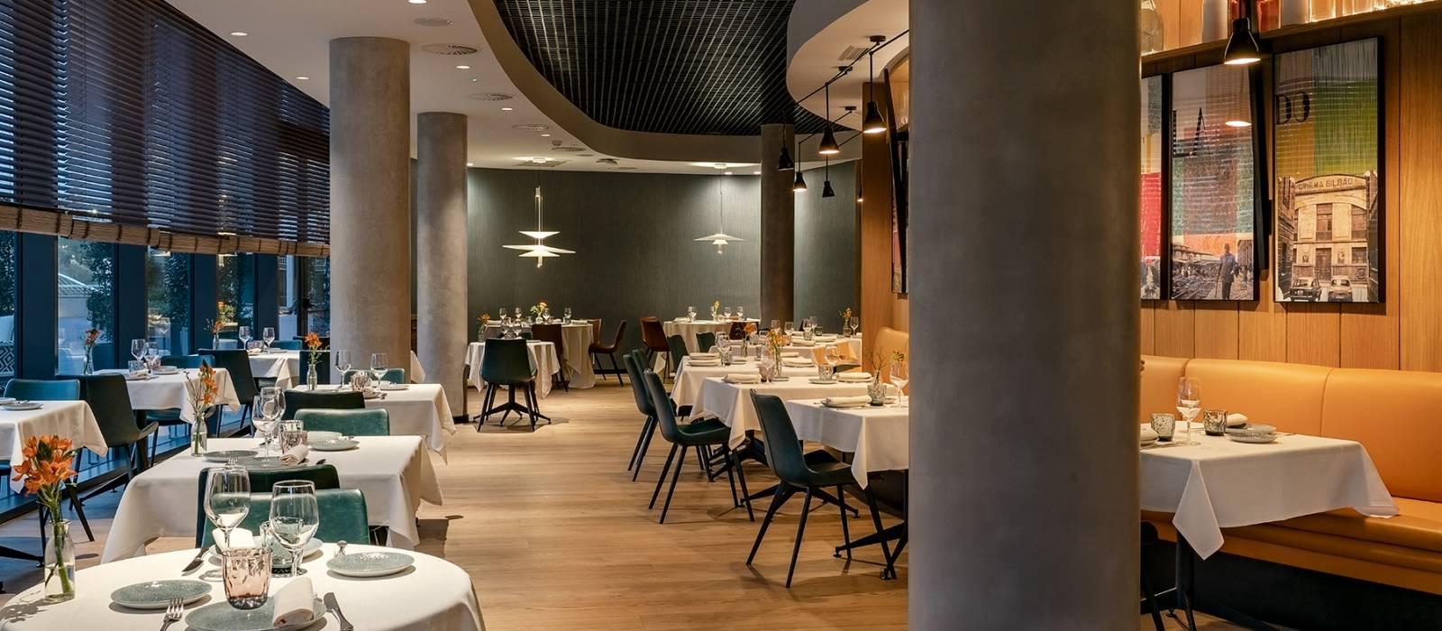 Vincci Consulado de Bilbao - Restaurante Kondutxo