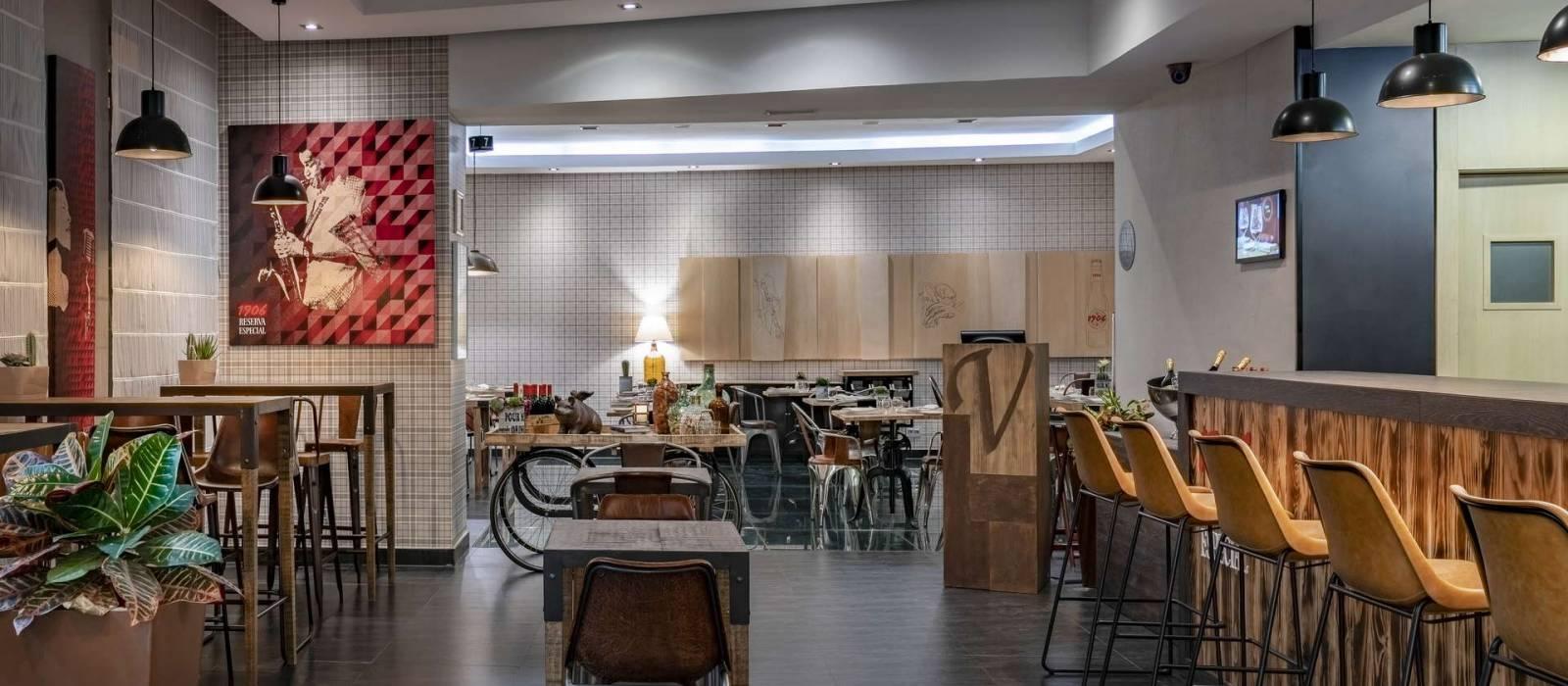 Restaurante Le Diner Vincci Posada del Patio - Hotel en Málaga
