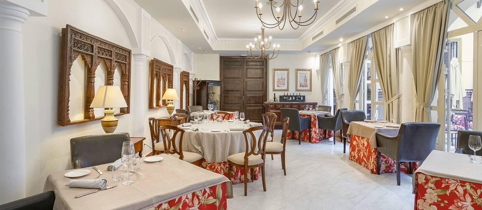 Servizi Hotel Sevilla La Rabida - Vincci Hoteles - Il Patio Andaluz