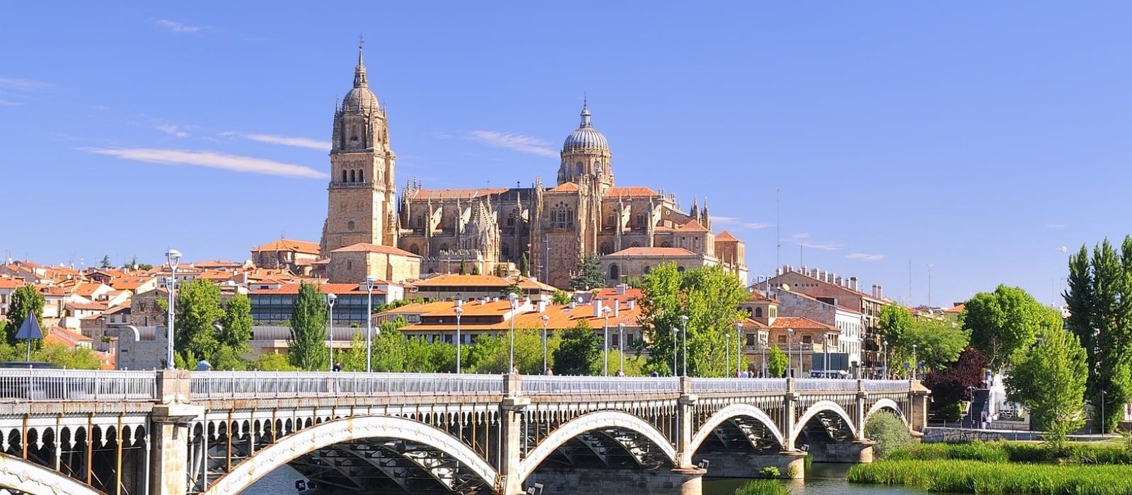 Localizaci n hotel ciudad de salamanca vincci hoteles for Codigo postal calle salamanca valencia