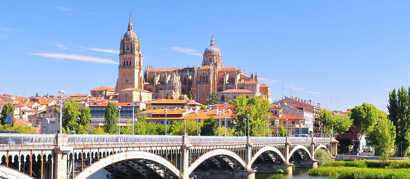 Hoteles Vincci. Die schönsten Hotels in Salamanca