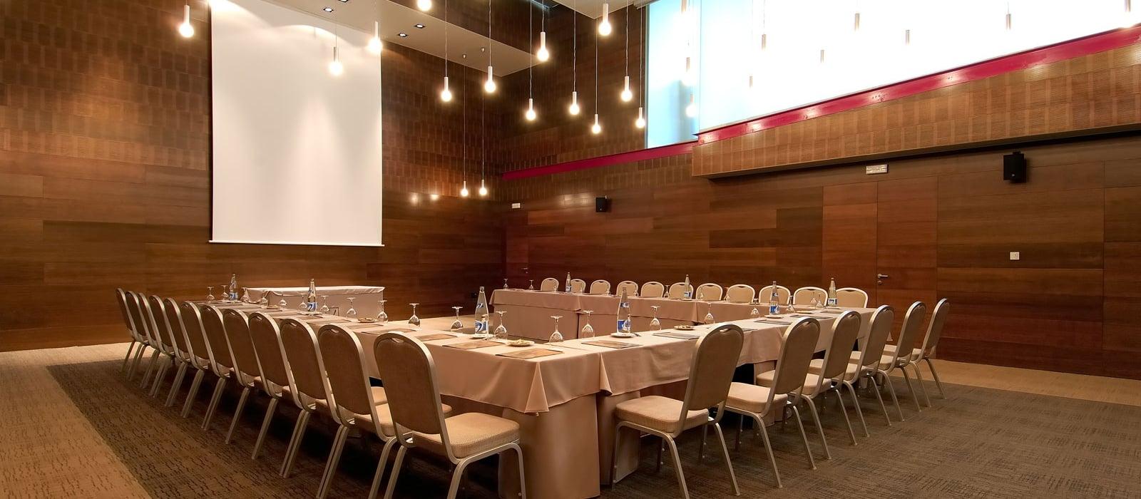 Services de Soho Hôtel Madrid - Vincci Hoteles - Salles