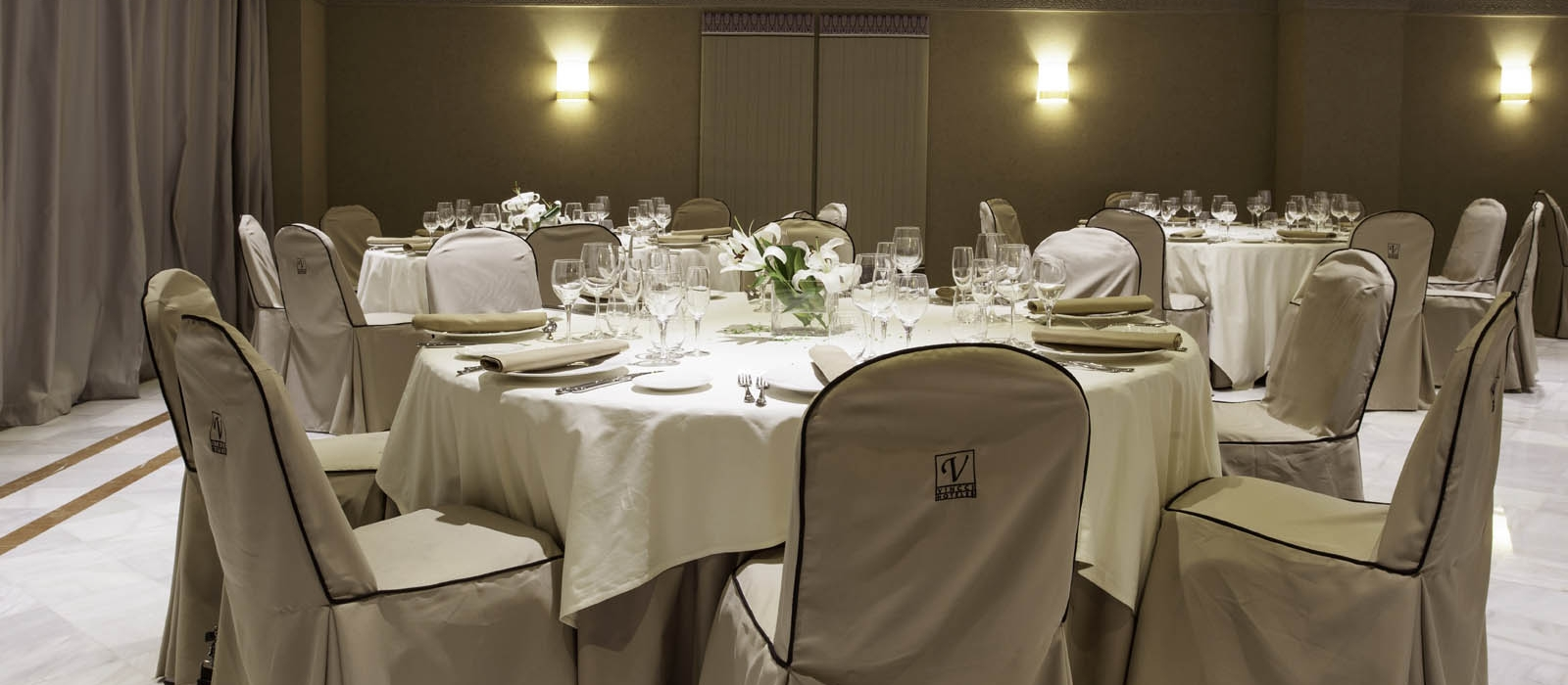 Saloni - Servizi Hotel Granada Albayzin - Vincci Hoteles