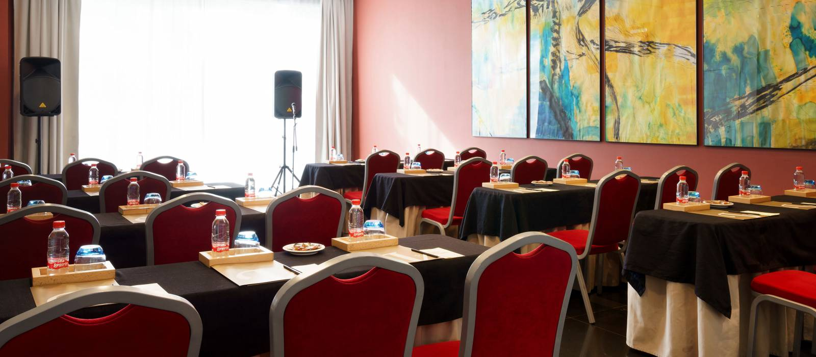 Malaga Hotel Services - Vincci Hotels - Conference Rooms