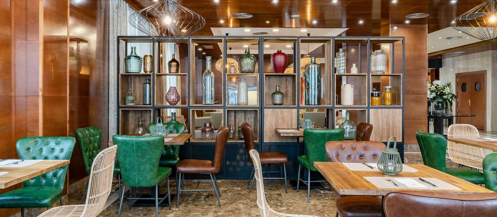 Vincci Ciudad de Salamanca | Salamanca | Bar Lounge
