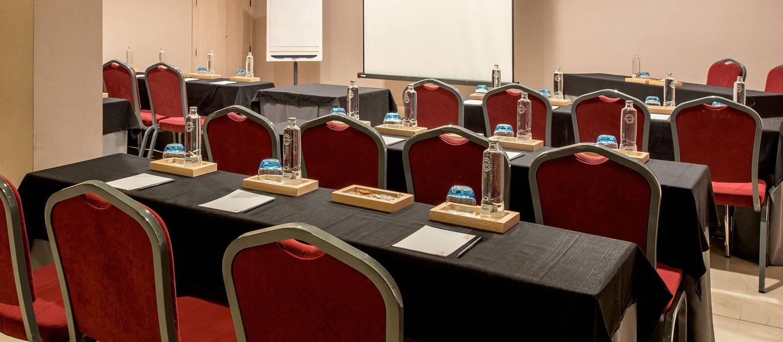 Conference rooms | Vincci Lys 4*