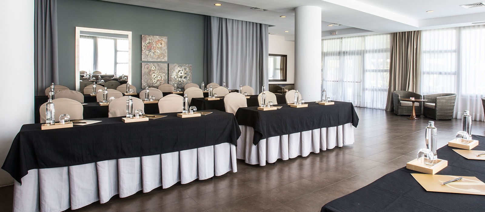 Servicios Hotel Cádiz Costa Golf - Vincci Hoteles - Salones