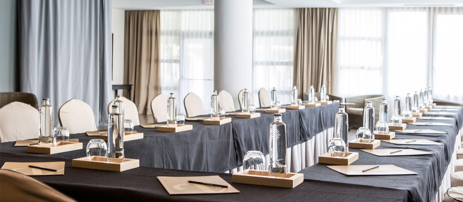 Dienstleistungen Hotel Cádiz Costa Golf - Vincci Hoteles - Konferenzräume