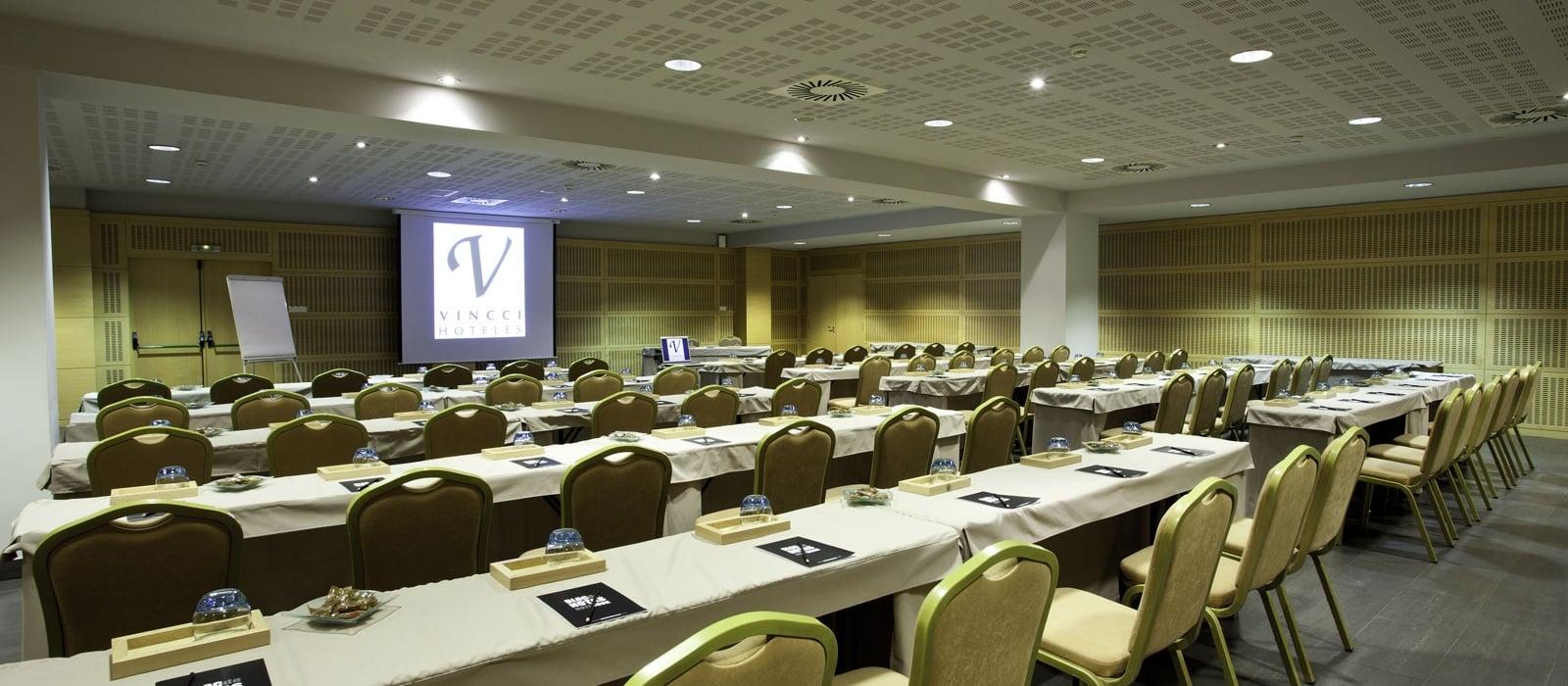 Groupes et conventions - Vincci Marítimo