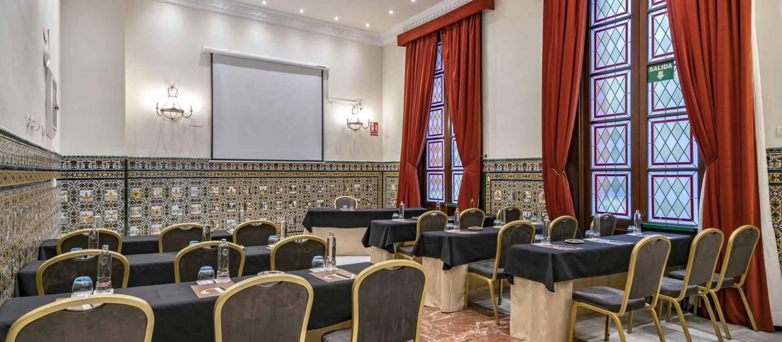 Tagungen und Events Hotel Sevilla La Rabida - Vincci Hoteles