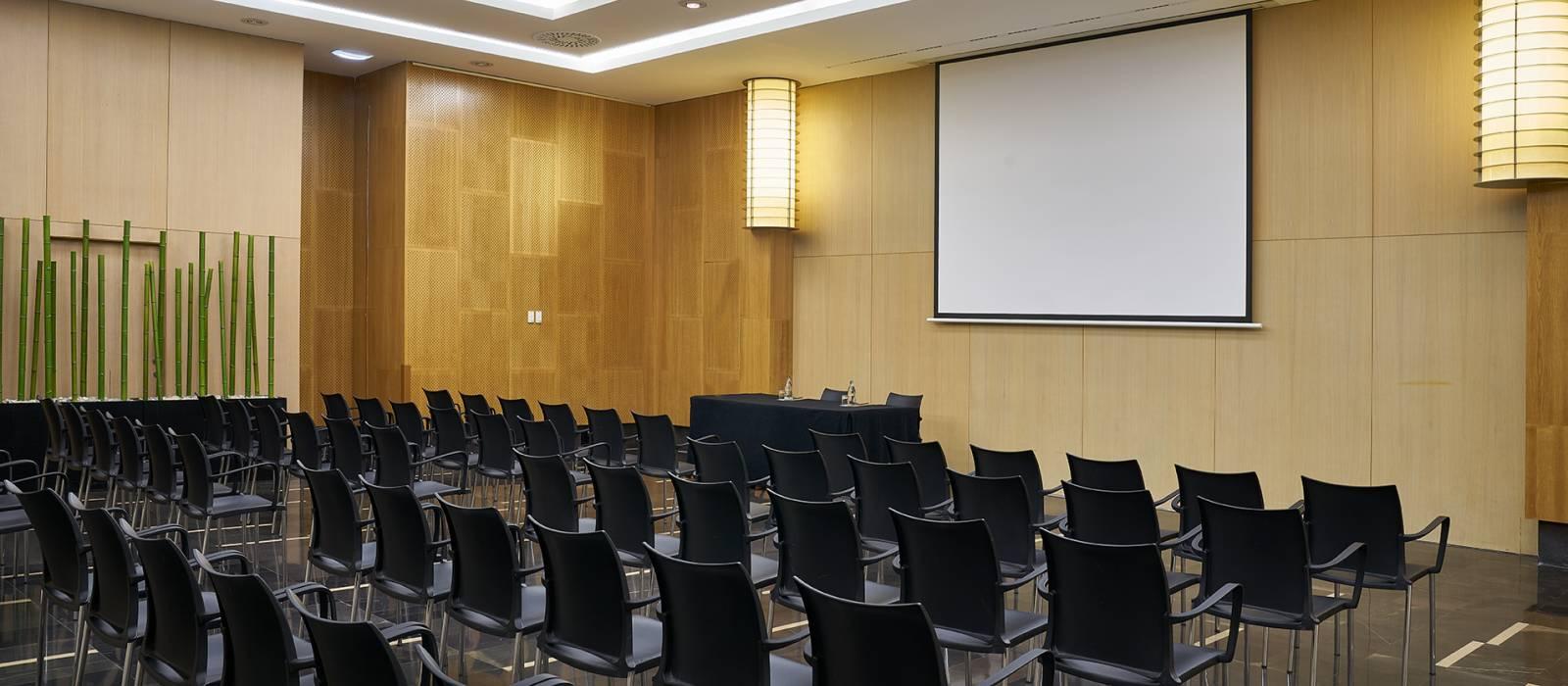 Reuniones y eventos - Vincci Zaragoza Zentro 4*