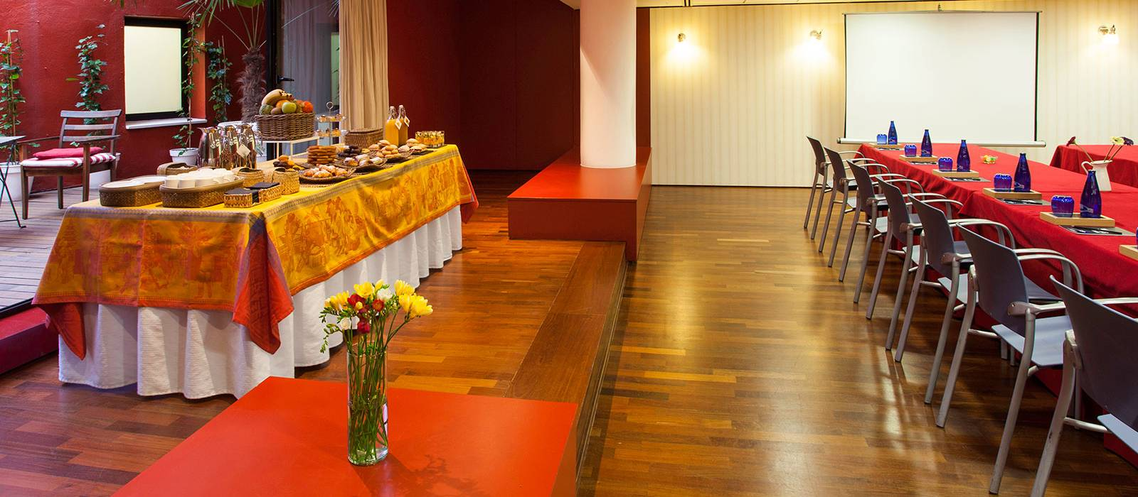 Groupes et conventions - Hotel Vincci Soma