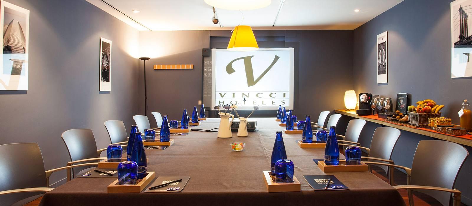 Reuniones y Eventos - Hotel Vincci Soma
