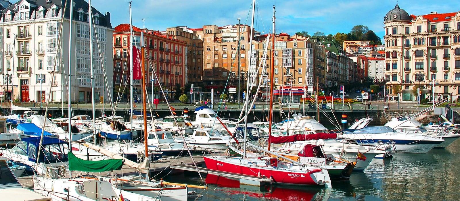 Hoteles Vincci. Die schönsten Hotels in Santander