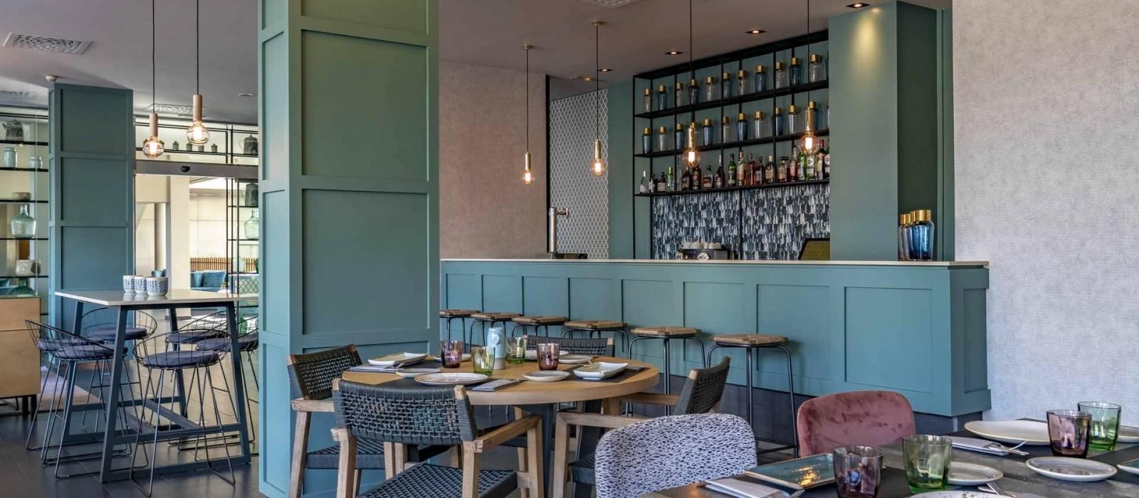 Servicio Restaurante Jardí de Mar 1 - Vincci Marítimo