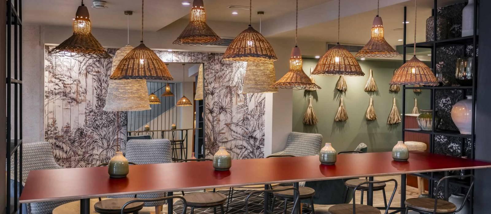Vincci Puertochico | Santander | Bar Lounge