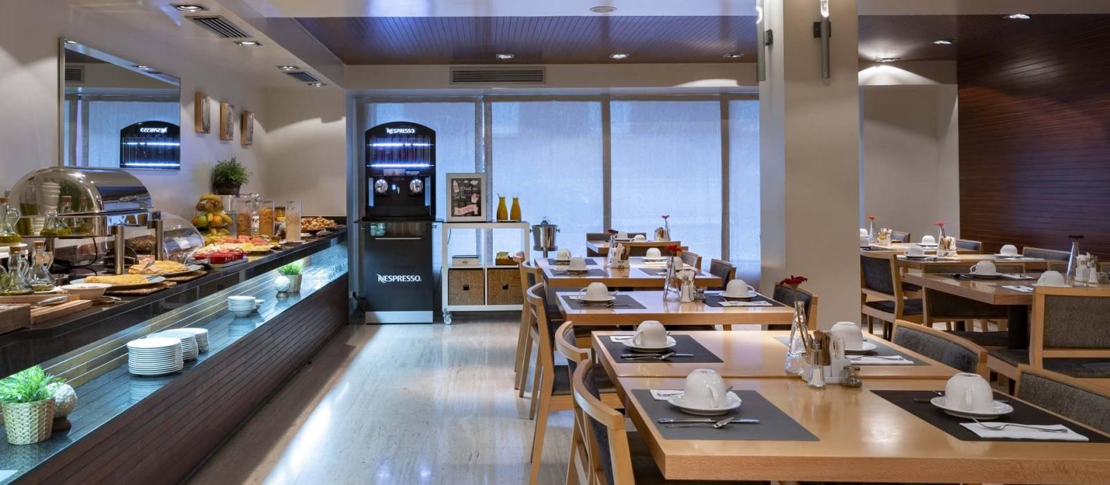 Services Hôtel Puertochico Santander - Vincci Hoteles - Buffet