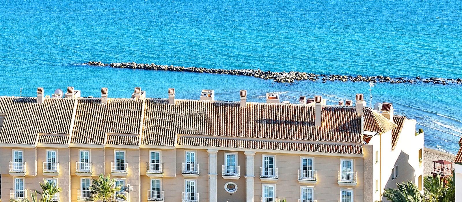 Seitenansicht - Vincci Aleysa Boutique&Spa 5* - Benalmádena - Málaga