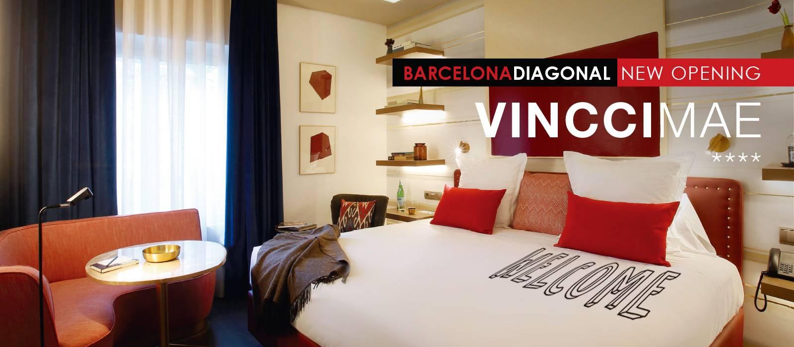 Vincci Mae 4* - Barcelona
